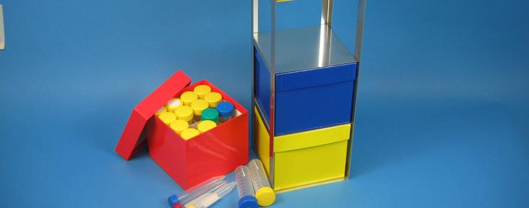 CellBox cryo racks Mini