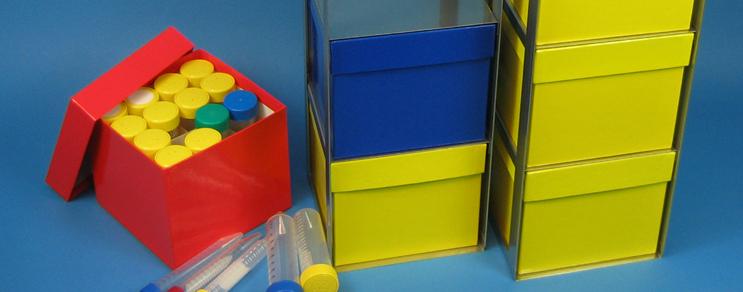 CellBox cryo racks Maxi