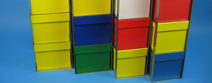 CellBox cryo racks Maxi Lang