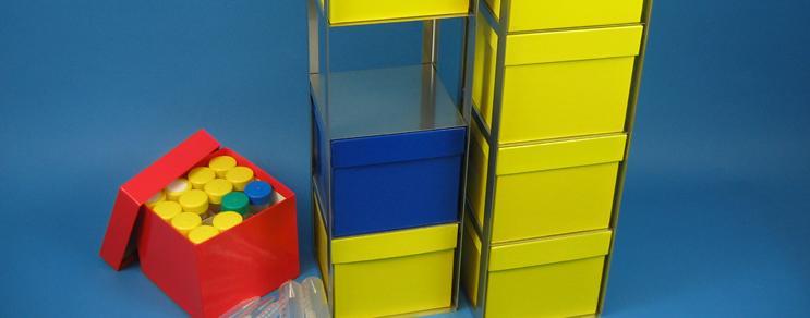 CellBox cryo racks Mini Lang