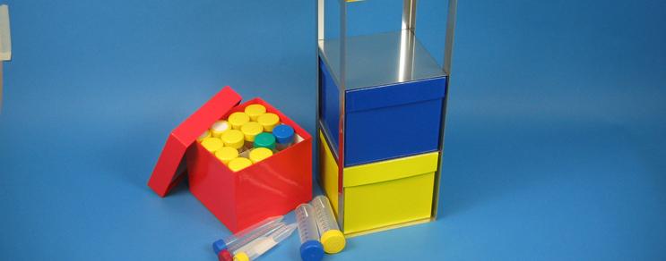 Racks vertical Box 113 mm high