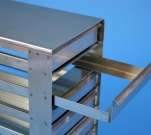 Cryo Rack shelf until 28 mm high