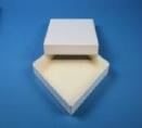 Höhe 25 mm (hoch) Alpha Kartonbox