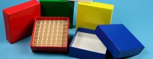 Karton Kryoboxen