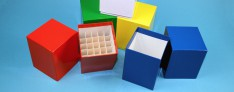 Cryo boxes 136x136x100 mm high