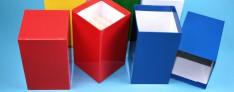 Cryo boxes 136x136x130 mm high