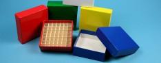 Cryo boxes 136x136x25 mm high