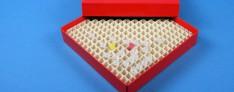 Cryoboxes 136x136x25 mm high