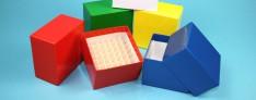 Cryo boxes 136x136x50 mm high
