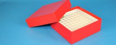 Alpha Boxes 136x136x50 mm +Grid