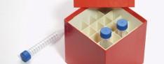 Cryoboxes 122x122x128 mm +grid