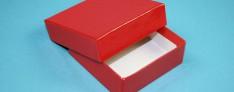 Cryoboxes 76x76x25 mm high