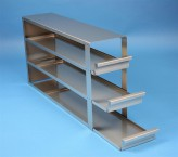 ALPHA drawer rack 110, for 12 boxes up to 136x136x113 mm