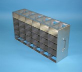 MT horizontal rack 58, for 30 MT-plates up to 86x128x58 mm