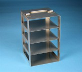 EPPi vertical rack 45 + 50, for 4 boxes up to 133x133x53 mm