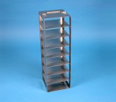 EPPi vertical rack 45 + 50, for 8 boxes up to 133x133x53 mm
