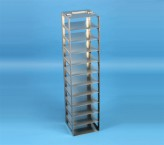 EPPi vertical rack 45 + 50, for 11 boxes up to 133x133x53 mm