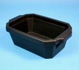 Thorbi insulated container / Without lid, content 4 litres black