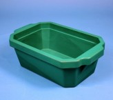 Thorbi insulated container / Without lid, content 4 litres grün