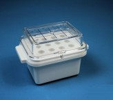 Isotherm Quick Freeze -70°C for 12 tubes from 0.5 ml to 2.0 ml white
